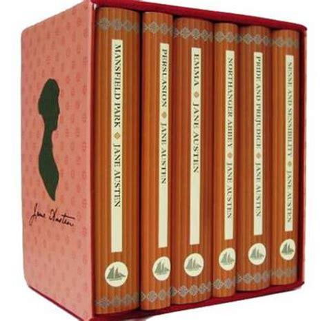 jane austen collection pride jane austen 6 book boxed set by jane austen waterstones