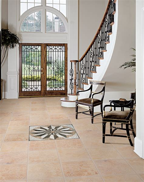 home design center flooring tile flooring first impressions start with the foyer