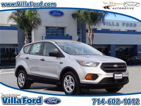 Ford Escape 08 Brake Pad Low Metalic R Murah 558 new ford cars in stock orange county david wilson s villa ford