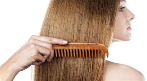 Sisir Smoothing 3 cara merawat rambut smoothing agar tetap lurus dan halus