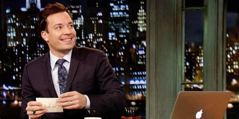 Thank You Letter Jimmy Fallon a thank you note to jimmy fallon s thank you notes segment