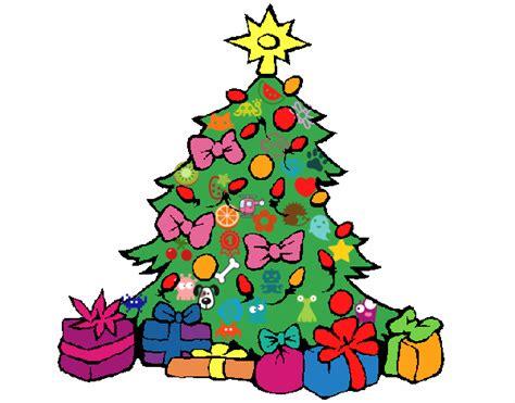 como pintar un arbol de navidad trendy elt postal nadal b