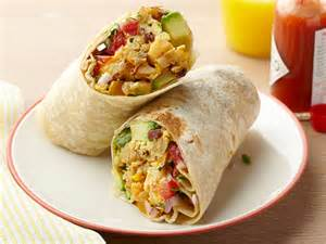 breakfast burrito recipe food network kitchen food network