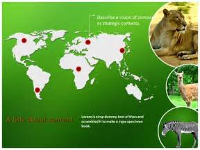 animal powerpoint templates best photos of zoo animal powerpoint zoo animal