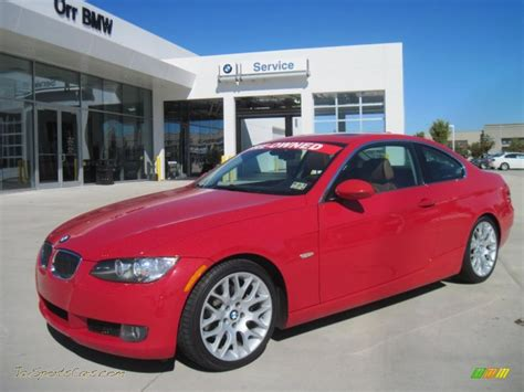 red bmw 328i 2008 bmw 3 series 328i coupe in crimson red 133913 jax