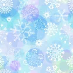 snow background on