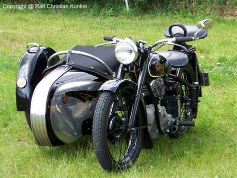Motorräder Mit Beiwagen Oldtimer by Motorr 228 Der 2 Fotoarchiv Kunkel Startbilder De