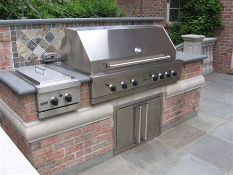built in bbq ideas bbq outdoor kitchen built in grill fireplace design ideas