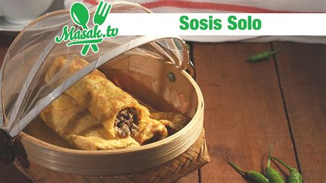 sosis solo tradisional feat wina bissett youtube