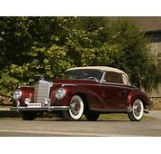 1951 Mercedes Benz 300 S Cabriolet A W188 Retro Luxury D