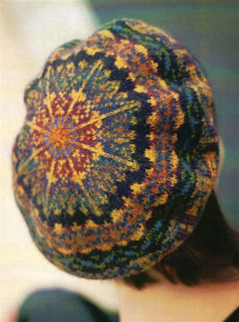 how to carry yarn in fair isle knitting traditional fair isle patterns midnight sun tam yarn