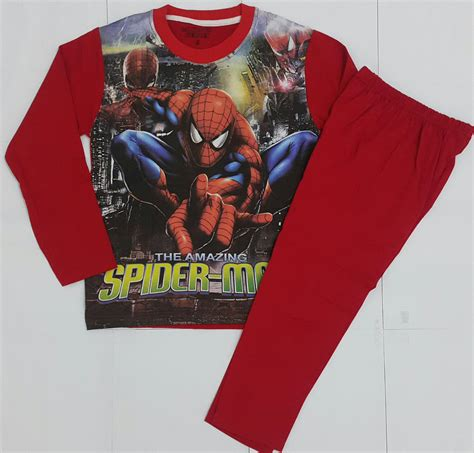 Kaos Anak Karakter Baby Shark piyama anak merah grosir eceran baju anak