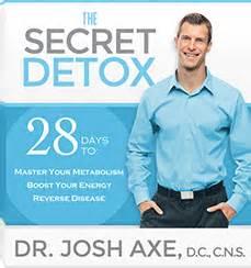 Dr Axe Secret Detox by The Secret Detox