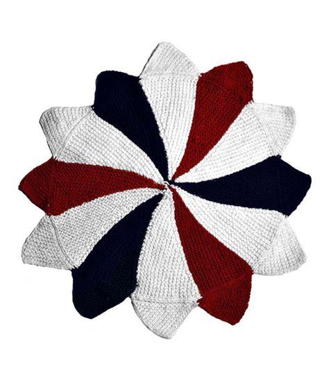 Handmade Mat - petha woolen mats textured fabric handmade woolen table