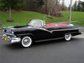 1956 Ford Sunliner 1956 Ford Fairlane Sunliner Bea Had A Car Like This