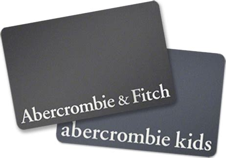 Abercrombie And Fitch Gift Card - gift cards abercrombie fitch