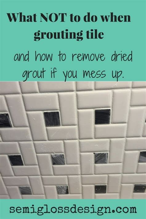don t make these mistakes while grouting grout grouting
