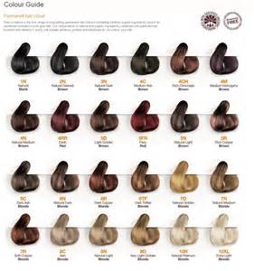 Wella ash brown hair color chart facial hair color chart pictures to