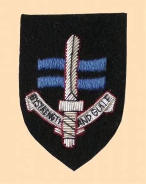 sbs special boat service sbs special boat service beret badge