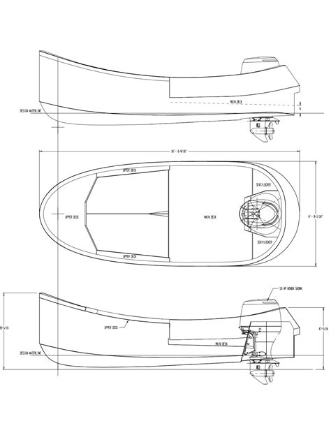 rc boat for fishing plans trailerable houseboat plans aluminum boat aluminum