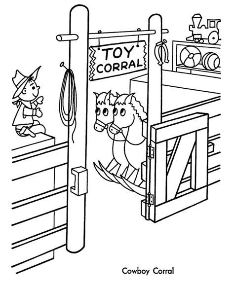 Coloring Box By Dimen Shop cowboy coloring pages for az coloring pages
