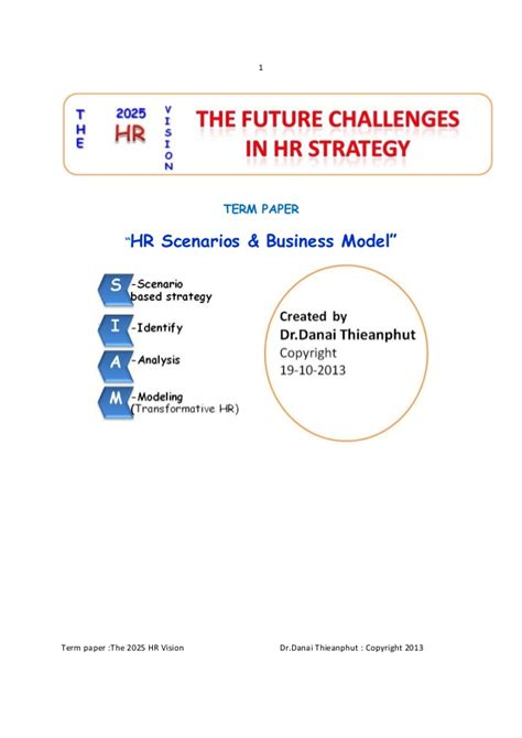 Mba Hr Abbreviation by Mba Workshop 2025 Hr Vision