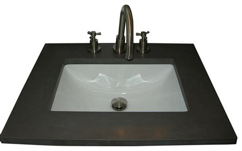 undermount ceramic kitchen sink ceramic undermount sink contemporary kitchen sinks