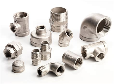 Steel Plumbing Fittings by Stainless Steel Fittings Sanifix