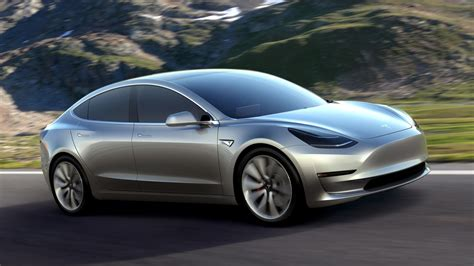 z tesla 2017 tesla model 3 technical specifications and data