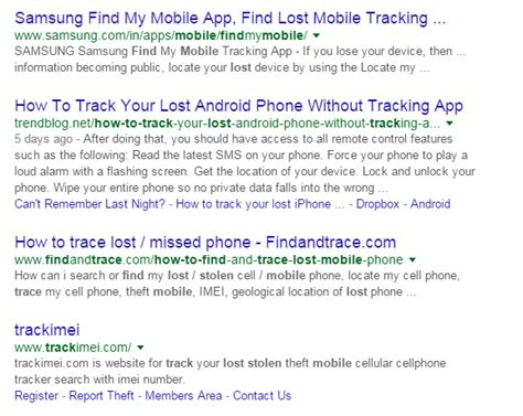 how can find lost mobile how to find your lost android mobile phone using imei number