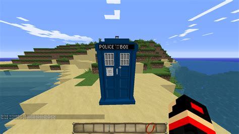 mod in minecraft com new tardis 1 7 10 tardis mod artron energy mods discussion minecraft mods mapping and