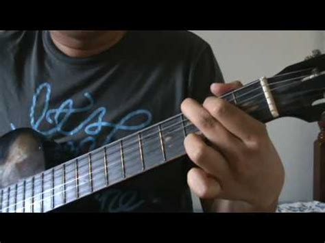 tutorial fingerstyle bunda tinggal kenangan doovi