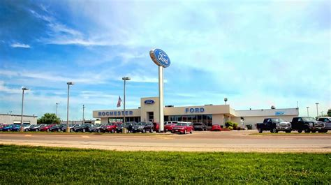 Rochester ford tractor inc rochester minnesota