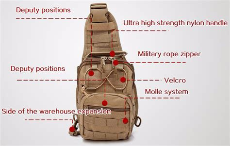 Tas Selempang Laptop Army Tactical Outdoor Import tas selempang outdoor tactical duffel backpack brown jakartanotebook