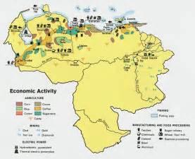 economic activity map