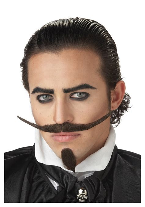 french actor with mustache three musketeer mustache and chin patch three musketeer