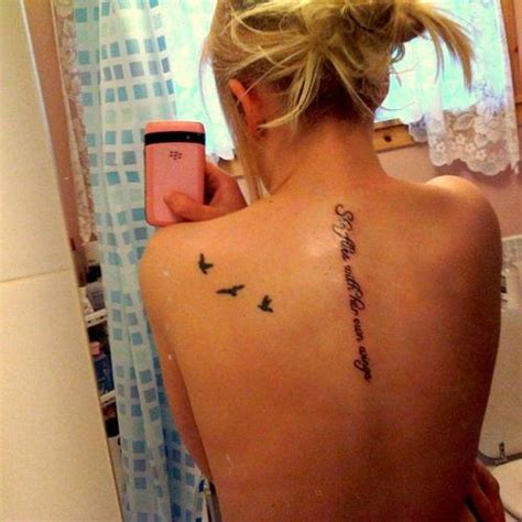 tattoo cost down my spine she flies with her own wings 2 tattoo picture at