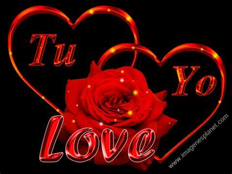 imagenes bonitas animadas gif animadas de rosa y corazon con frases bonitas de amor