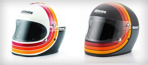 helmet design retro blauer 80s retro motorcycle helmet