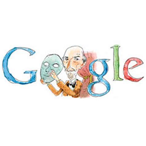 doodle zolfo ricorda con un doodle il 145esimo della nascita di