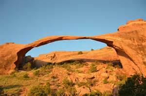 Landscape Arch Arches Landscape Arch Arches National Park Ut Visiting