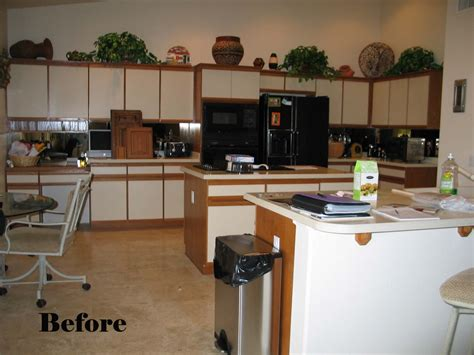 resurfaced kitchen cabinets before and after inspiring resurfacing cabinets 9 resurfacing kitchen