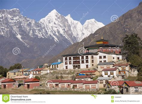 Home Building Plans And Prices by Himalayan Monastery Stock Image Image Of Buddhism