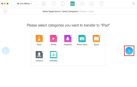 transfer files from android ipad in 1 click