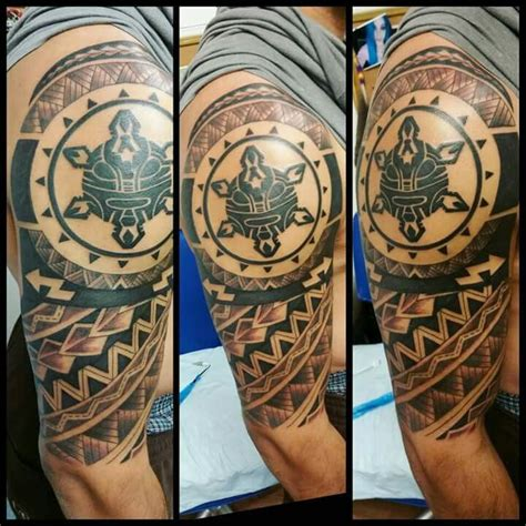 on my right arm tattoos pinterest taino tattoos