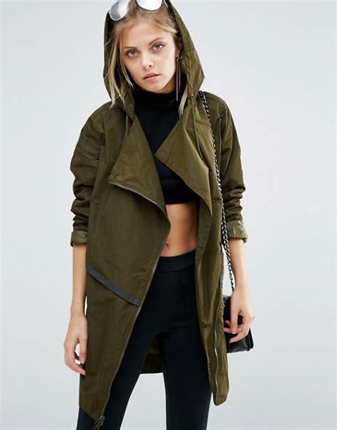 Jaket Parka Canvas Premium Fullblack nike nike premium bonded parka jacket