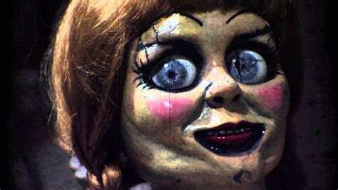 annabelle doll pictures teaser trailer drops for annabelle 2