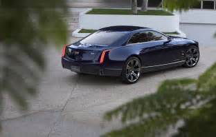 What Is A Cadillac Cadillac Elmiraj Concept Photo Gallery Autoblog