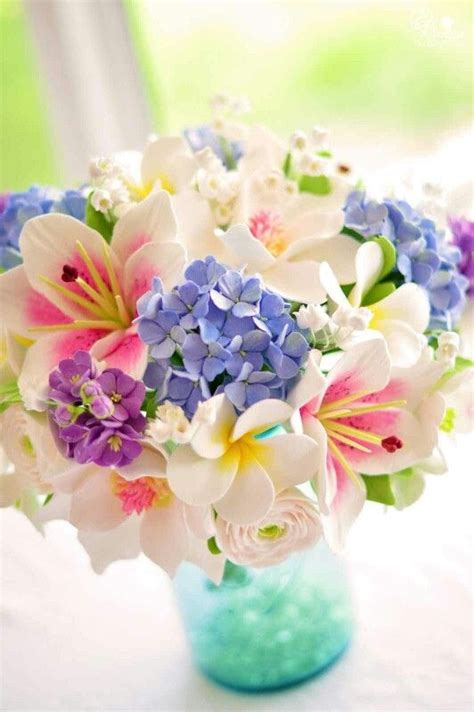 beautiful arrangement most beautiful bouquet flowers pinterest