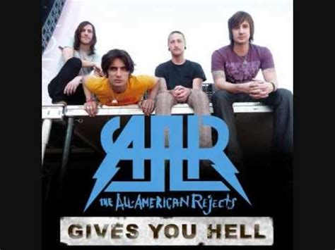 the all american rejects swing swing lyrics gives you hell all american rejects instrumental karaoke